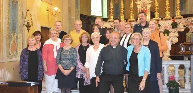 Kyrkokor Italien